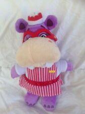 Doc McStuffins Hallie Hippo 15cm + Lambie TY 15cm Set 2