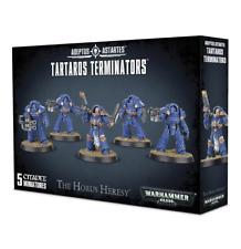 Tartaros Terminators Space Marines Horus Heresy Warhammer 40K Nib