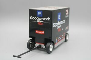 Action #3 Dale Earnhardt Goodwrench 25th Anniversary 1999 Pit Wagon 1:16 scale