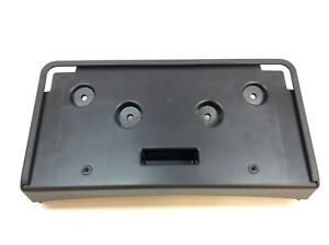 2018 2019 Buick Regal Front Bumper License Plate Mounting Bracket kit new OEM