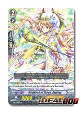 Cardfight Vanguard  x 4 Goddess of Trees, Jupiter - EB12/014EN - R Mint