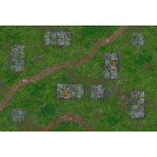 Micro Art Studios BNIB War Game Mat - 72x48inch - Outpost X00012