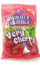 2-Dubble Bubble Gum Balls Cotton Candy 4oz America's Original Gum Balls Machine
