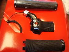 New SRAM XO ExAct 11 Speed Twist Shifter XO1 Flat Bar Grip Twister red