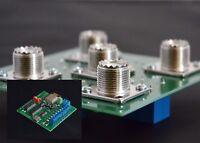 Wireless Amateur Ham Radio Antenna Switch WIFI web controlled with status