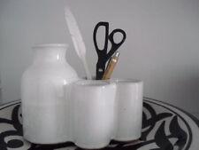 Tine K Home Vasen-Ensemble Ceramic 4You white Keramik glasiert