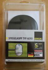 EMUK Spiegel Wohnwagenspiegel Ersatzspiegel Spiegelglas Spiegelkopf 150702 NEU