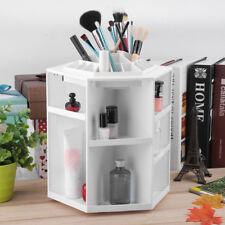 360° Kosmetikbox Kosmetik Make Up Organizer Aufbewahrung Ständer Sortierkasten