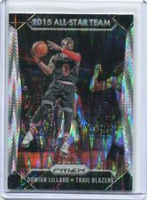 2015-16 PRIZMS FLASH DAMIAN LILLARD TRAIL BLAZERS ALL-STAR PRIZM PARALLELS
