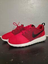Nike Rosherun Mens 10 Fuchsia Punch Red Lightweight Running Shoes 511881-662