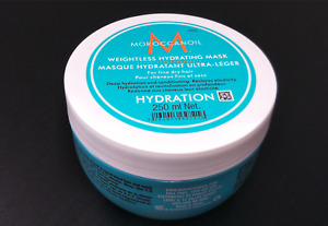 Moroccanoil Weightless Hydrating Mask 250ml -For Fine dry Hair FREE SHIPPING
