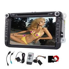 8 inch Car DVD Stereo Player GPS Navi Radio For VW GOLF JETTA POLO PASSAT TIGUAN