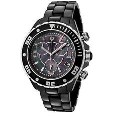 Ceramic Case Casual Watches with Chronograph