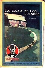 La Casa de los Duendes El Misterioso Doctor Cornelius. v. 9 1922 Madrid