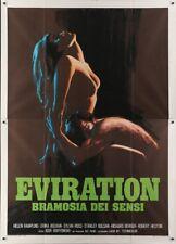 CUBS Los Cachorros Italian 4F movie poster 55x79 SEXPLOITATION MEXICO 1973 NM