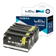 5X Tinta para HP 711XL 711 XL Designjet T120 24 T120 610 T520 24 T520 36 NON-OEM