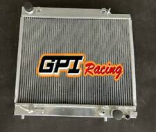 Aluminum radiator FOR Mercedes-Benz C123/S123/W123 300 C Turbo D/300 T 2998ccm