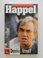 Happel Heinz Prüller Danke Ernst Orac Verlag