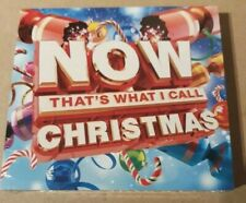 Now That's What I Call Christmas - 3 CD Set - New and sealed