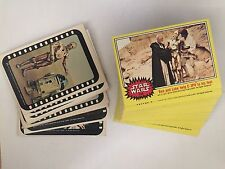 Vintage 1977 STAR WARS TOPPS cards set Series 3 with 66 cards/stickers, FREE S&H