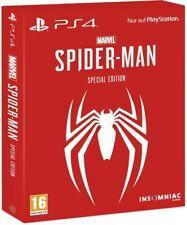Marvel's Spider-Man - Special Edition (PS4) Neuwertig