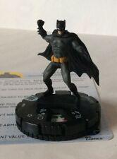 HeroClix World's Finest #004  BATMAN  DC