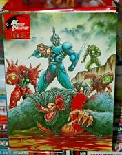 Vintage Bio Fighter Guyver Vinyl Model Kit BFC-13 Combat Crew w/ Mizuki.S NEW!!