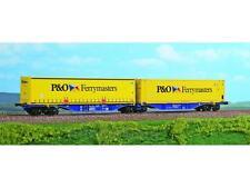 perACME 40289 vagone doppio container p o Swap asse opzionale märklin gratis