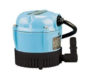 Little Giant Standard Pool Cover Pump 1-AA-18 500500 170 GPH  18' cord  115v