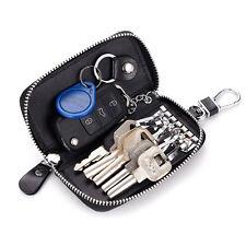 Leder Schlüsseltasche Geldbörse Schlüsseletui Schlüsselmäppchen KARTENE Set NEW