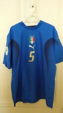 maglia calcio Italia 2006