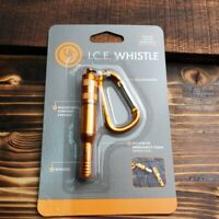 UST ICE Orange High Decibel Safety Signal Whistle 20-SGN0005-08