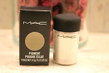 Mac Eye Pigment VANILLA guarantee 100% Authentic NEW IN BOX FULL SIZE
