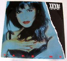 "XEYA - TAKE ME - MIX 12"" NUOVO UNPLAYED"