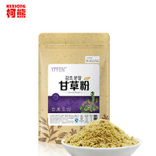 100 Pure Natur Organic Liquorice Extract Powder Licorice Root Herbal Top Grade