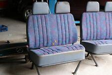 Mercedes-Benz 815 Vario Sitzbank Sitze Rücksitzbank Doppelsitz T2W LKW T2