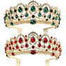 Wedding Rhinestone Bridal Crystal Hair Headband Crown Tiara Prom Pageant Luxury