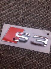 Original Audi S3 8l Emblem Schriftzug Heckklappe Heck 8L0853735 2ZZ