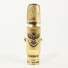Theo Wanne DURGA3 Gold 9 Alto Saxophone Mouthpiece DEMO MODEL