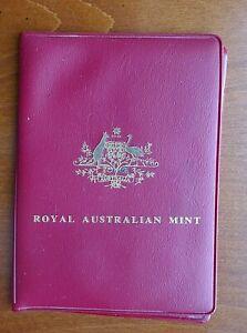 Australia 1978  Six coin Mint set - 1 cent to 50 cents