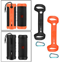 1x Silicone Cover Skin for JBL FLIP 5 Waterproof Portable Bluetooth Speaker