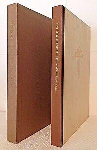 WILLIAM TELL by Johann von Schiller Limited Editions Club 1951 #988 Illus Signed