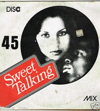 "gg 12"" : LEON HYATT & TRINITY-sweet talking   (hear)"