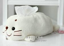 plush toy sea lion sea dog soft tata stuffed doll tissue box cover creative gift