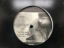 "Diamond of D.I.T.C. Grown Man Talk EP 12"""