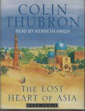 THE LOST HEART OF ASIA by Colin Thubron ~ Two-Cassette Audiobook
