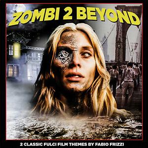 Fabio Frizzi – Zombi 2 Beyond 7'' single Ship To Shore Phonograph Co. Fulci OST
