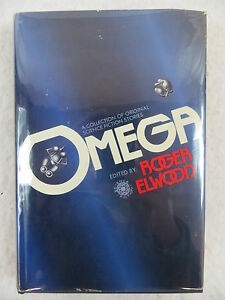 OMEGA A Collection Of Original Science Fiction Stories Edited by Roger Ellwood