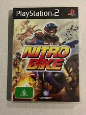 Nitro Bike Sony PlayStation 2 Console Game PAL PS2