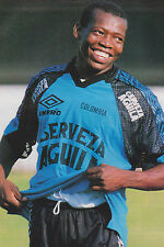 Football Photo>FAUSTINO ASPRILLA Parma 1995-96